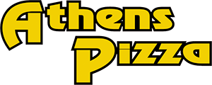 Athens Pizza logo